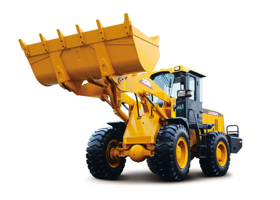 China AC and Pilot Control Front End Wheel Loader XCMG 3 Ton 1.8m3 Bucket Capacity supplier