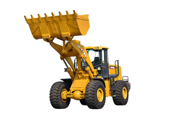 China 6000 KG 3.5 M3 Bucket XCMG Construction Machinery LW600KN with Hydraulic Wet Brake supplier