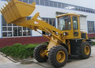 China Direct Injection Diesel Engine ZL20F Wheel Loader for Urban Construction / Agricultural Engineering supplier