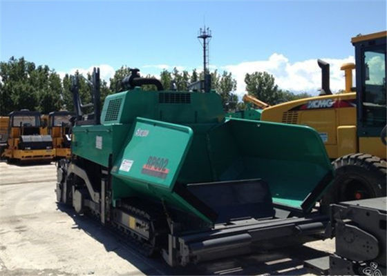 China Road Construction Asphalt Paving Machine Rental , Concrete / Asphalt Laydown Machine supplier