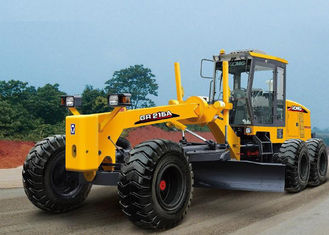 China 500mm Working Hydraulic Pressure Motor Grader for Rent 1.65 Ton 215HP XCMG supplier