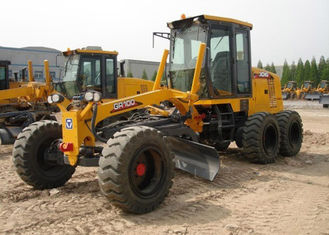 China 16MPa Working Hydraulic Pressure 7 Tons Gravel Road Grader for Road Construction supplier