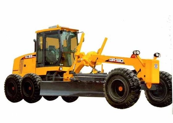 China GR Series XCMG Road Construction Machinery 180HP 360° Circle Reversing Rotation supplier