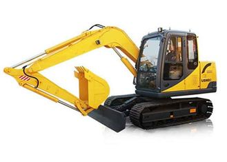 China Compact Excavator Rental for Highway / Agricultural Land / Road Construction supplier