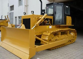 China Bull Dozer Construction Equipment 140HP for Engineering / Hydro - Electric Construction supplier