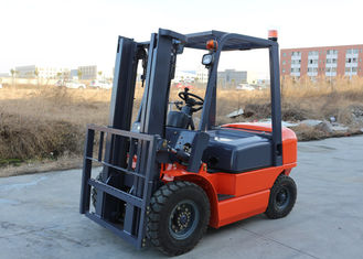 China 2 Ton Diesel Industrial Forklift Truck CPCD20 With 2170MM Turning Radius ISO / CE supplier