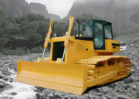 China 3 Shanks Ripper U Blade Crawler Bulldozer with Hydraulic Direct Drive High Efficent supplier
