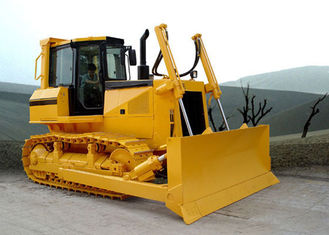 China 121 kW Rated Power Crawler Bulldozer with Straight 30° Side 25 ° Gradeability supplier