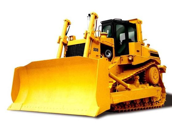 China Track Type Dozer with Ripper ,  Elevated Sprocket Heavy Equipment Bulldozer supplier