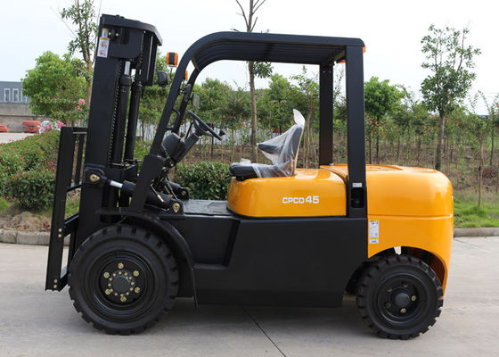 China Hydraulic Industrial Forklift Truck  With Automatic Stepless Speed Adjustable Transmission Gearbox supplier
