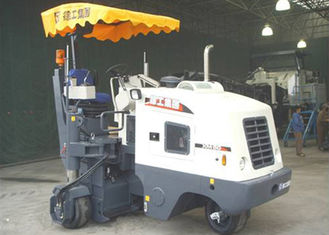 China Road Asphalt Concrete Milling Machine with High Wear Resistance Cutter Head and Cutter Rest supplier