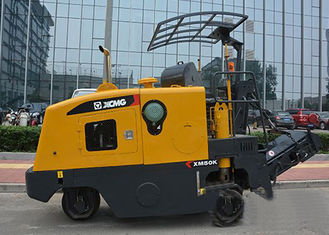 China Hydraulic Asphalt Removal Machine ,  160MM Max Milling Depth XCMG Small Milling Machine supplier