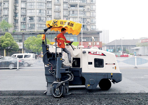 China Asphalt Cold Milling Machine for 160mm Depth 500mm Width Max Milling Road Maintenance supplier