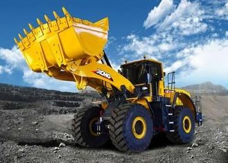 China Professional Front End Wheel Loader 11 Ton , Front Loader Construction Equipment supplier