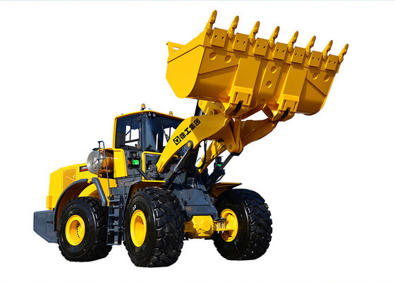China High Safety Factor Front End Bucket Loader With Hydraulic System supplier