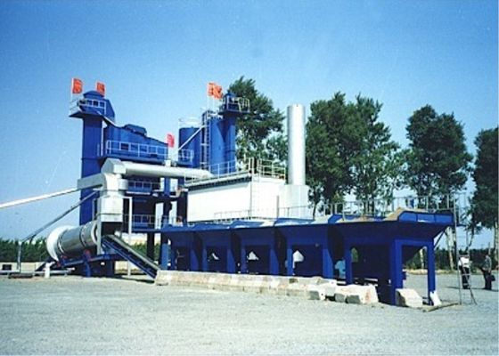 China 255 KW Full Automatic asphalt mixer plant With 3000kgs Mixer Capacity supplier