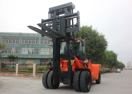 China 15 Ton Heavy Duty Diesel Industrial Forklift Truck CPCD150 For Construction , Transportation supplier