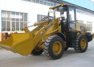 China 2t Garden wheel loader  KUDAT Brand SWM620  With CE certificate For European Market supplier