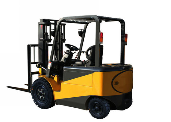 China Full Electric AC 80V 550AH Battery Operated Industrial Forklift Truck , 3 Ton Forklift CPD30 supplier