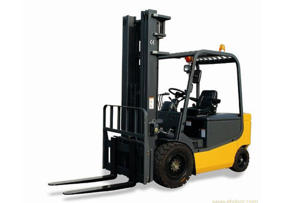 China Chinese Industrial Forklift Truck CPD35 / Four Wheel electric fork trucks supplier