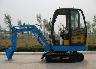 China 10.9RPM Swing Speed Heavy Equipment Excavator With 20 Mpa Working Pressure supplier