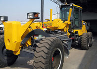China High Accuracy 180HP XCMG Road Motor Grader Machine for Airport / Farmland Land Leveling factory