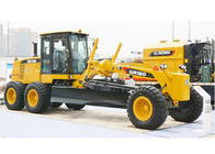 China Cummins Engine Motorized Grader , 500MM Cutting Depth Heavy Construction Equipment factory