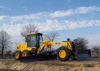 China GR Series 1.65 Ton Tractor Road Grader GR215 With Front Dozer and Ripper factory