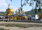 China Oil Burner / Coal Burner Asphalt Mixing Plant with Wear Resistant Vane and Mixing Arm factory