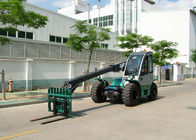 China Transporting Material Extending Boom Forklift , 2.5 Tons 6M Articulating Boom Lift factory