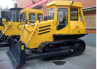 China 4F+2R Fixed Shaft Mechanical Gearbox  Small Crawler Dozer T80 for Narrow Ground Construction company