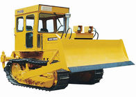 China 100HP Power Crawler Bulldozer T100G ,  Multi Disk Turning Clutch Small Dozer Vehicle factory