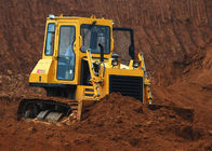 Middle Crawler Bulldozer 130HP Power for Engineering Construction / Mining Project YD130