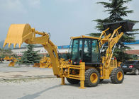 Mini WD Compact Backhoe Loader WZ30-25 With 0.65m3 Loading Capacity 0.1M3 Digging Capacity