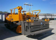 12 Tons Hopper Capacity Multi Function Asphalt Concrete Paving Machines