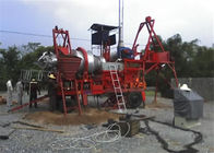 China Programmable Control Mobile Asphalt Plants for Asphalt Concrete Full Automatic factory