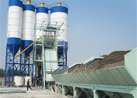 100 CBM Per Hour Concrete Mixer Machine 100 Tons Cement Silo