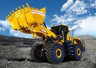 Professional Front End Wheel Loader 11 Ton , Front Loader Construction Equipment