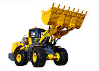 High Safety Factor Front End Bucket Loader With Hydraulic System