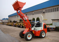 China SWM612 small Garden Front End Wheel Loader 1.2t  Loading weight factory