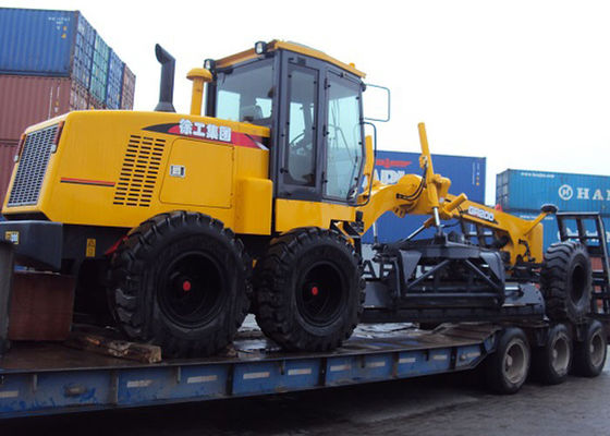 China XCMG Land Leveling Construction Grader 200HP GR200 WITH 1.6Ton Operating Weight AND ZF GEAR BOX distributor