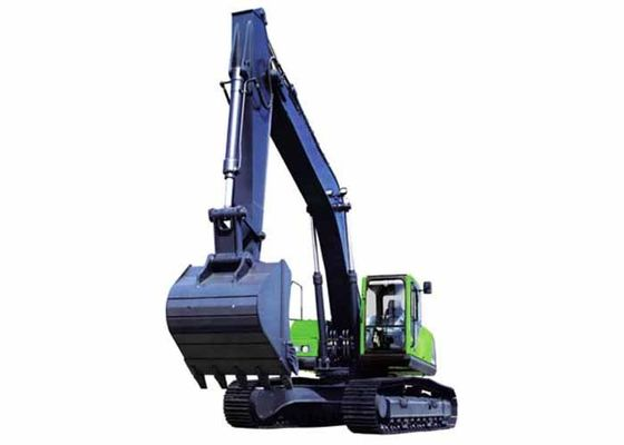 China 1.6 CBM Bucket Hydraulic Crawler Excavator With Cummins Engine John Deer Technology factory