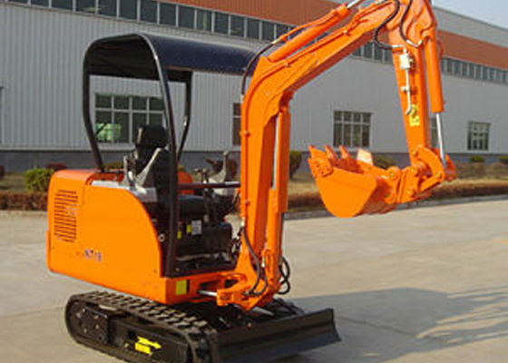 China Diesel Hydraulic Crawler Excavator with 15.5KW Kubota Diesel Engine factory