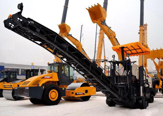 China XCMG125KW Rated Power Cold Milling Asphalt Grinding Machine for Road Construction distributor