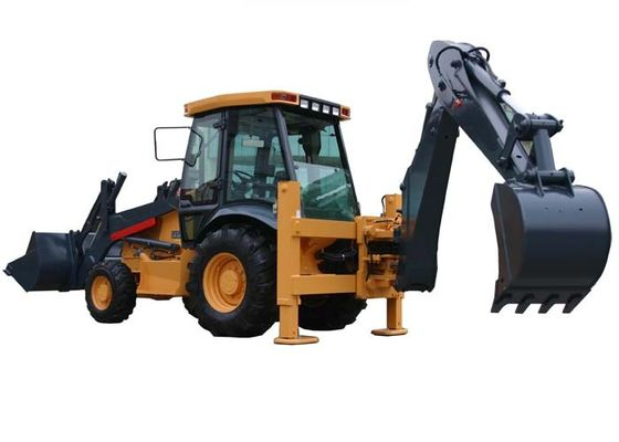 Tractor Backhoe Loader