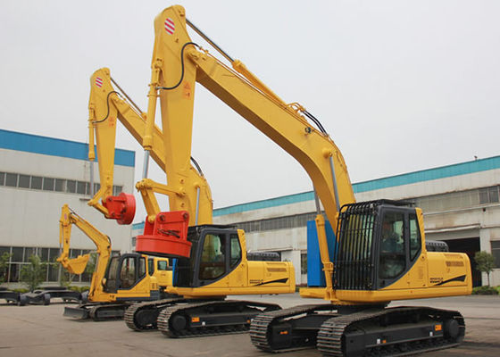 China 120kw Heavy Equipment Excavator Construction High Performance distributor