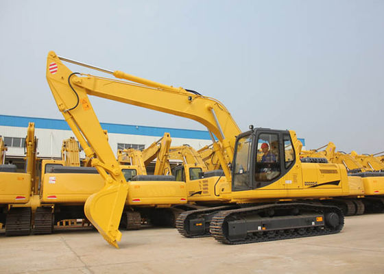 China SC220.8 Excavator Heavy Equipment Cummins Engine Excavator Machines distributor