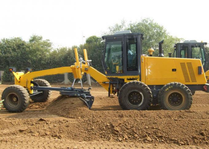 XCMG Land Leveling Construction Grader 200HP GR200 WITH 1.6Ton Operating Weight AND ZF GEAR BOX
