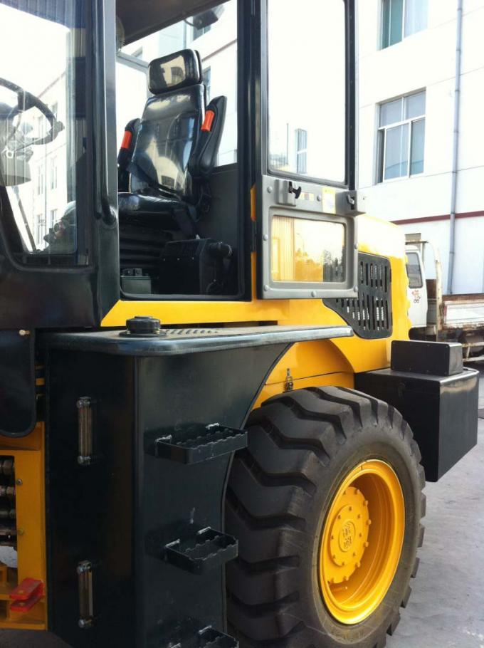 Direct Injection Diesel Engine ZL20F Wheel Loader for Urban Construction / Agricultural Engineering