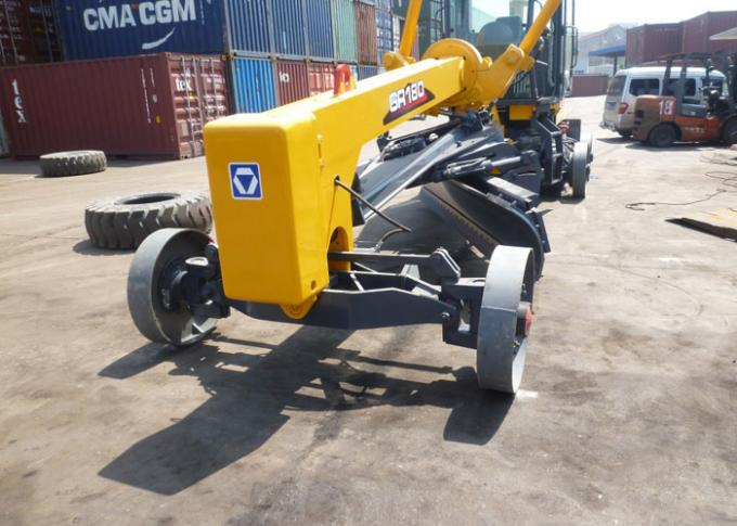 GR Series XCMG Road Construction Machinery 180HP 360° Circle Reversing Rotation